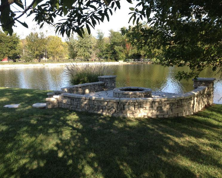 Outdoor Living Spaces St Louis Big Bend Landscaping